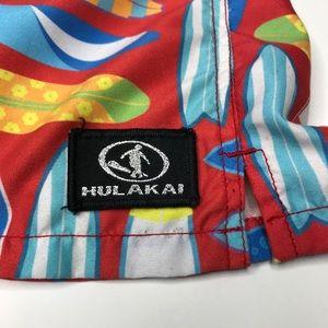 Hulakai Swim - Hulakai Hawaii Surfboard Swim Board Shorts A170442
